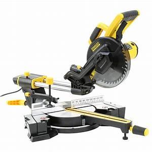 Scie A Onglet Electrique : stanley produits outils lectriques scies scies ~ Dailycaller-alerts.com Idées de Décoration