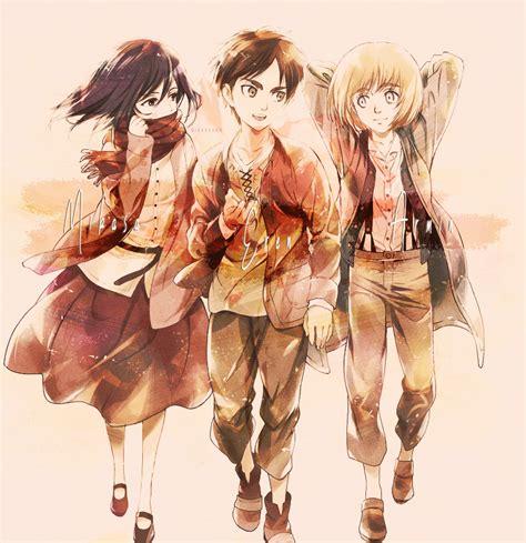 fondos de pantalla anime  kyojin shingeki