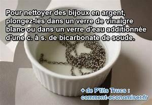 Nettoyage Moquette Vinaigre Blanc Et Bicarbonate : comment nettoyer des bijoux en argent mon conseil conomique ~ Medecine-chirurgie-esthetiques.com Avis de Voitures