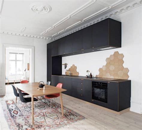 l esprit cuisine cr 233 dence de cuisine en bois massif en 20 id 233 es originales