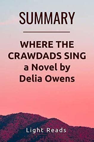 summary   crawdads sing    delia owens