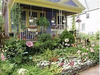 cottage garden plans Sharing Nature's Garden: Cottage gardens enchant and ...