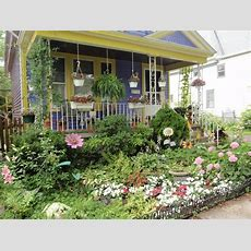 Sharing Nature's Garden Cottage Gardens Enchant And