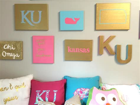 preppy wall decor ideas diy   room  dorm
