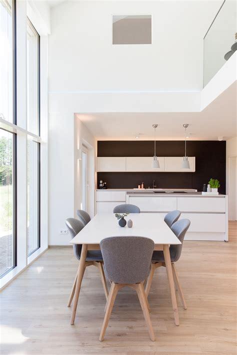 elegant scandinavian dining room designs