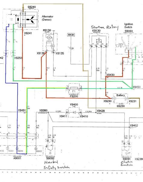 Ducati 200 Wiring Diagram by There Are Only Three Wires Pelican Parts Forums