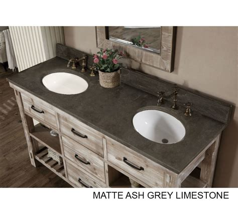 60 inch double sink vanity top accos 60 inch rustic double sink bathroom vanity marble top