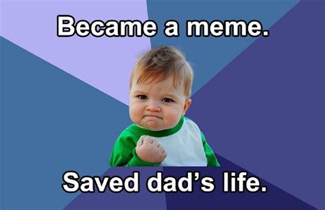 Kid Meme Sensation Quot Success Kid Quot Saves His S