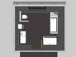 Plan 3d Salle De Bain : comment am nager votre salle de bains induscabel ~ Melissatoandfro.com Idées de Décoration