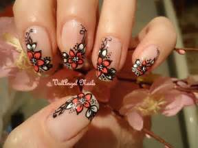 Nail art quot soft flower gallery