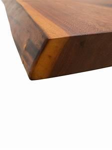 Tischplatte Massivholz Baumkante : tischplatten mit baumkante nussbaum ast mit splintanteil ~ Indierocktalk.com Haus und Dekorationen