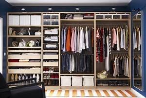 Ranger Son Dressing : comment ranger son dressing nos astuces maison deco bedroom cabinets closet layout ~ Melissatoandfro.com Idées de Décoration
