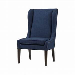 Study Wingback Chair CB2