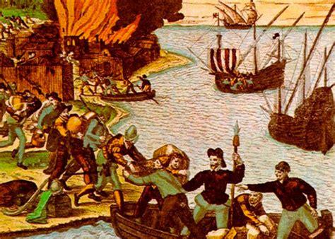 Barco Pirata Guayaquil by Piratas Reportaje De Historia Historia Piratas En