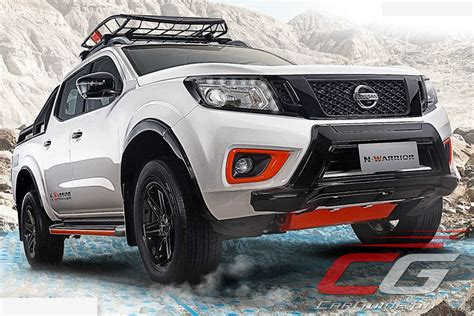 nissan navara  warrior  dressed  thrill