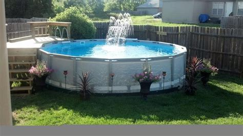 21 Best Images About Above Ground Pool Ideas On Pinterest