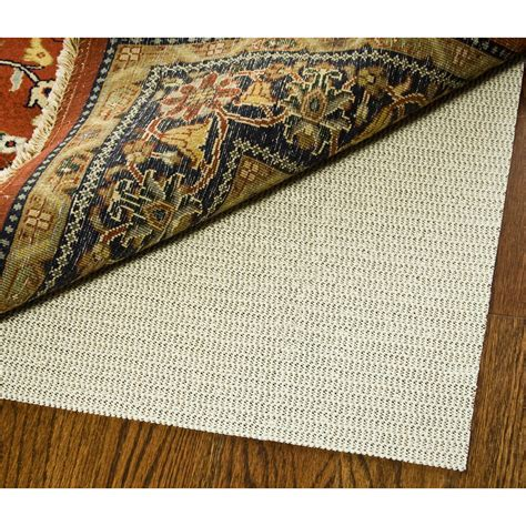 non slip rug pad safavieh pad121 padding non slip rug pad set of 2 atg