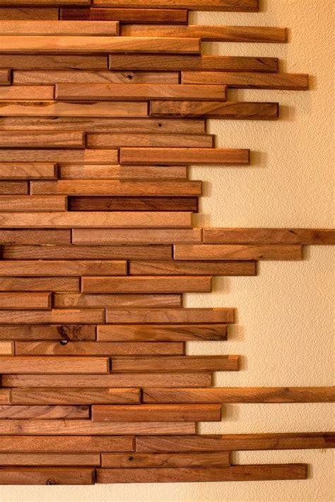 reclaimed pallet projects random edge wall good