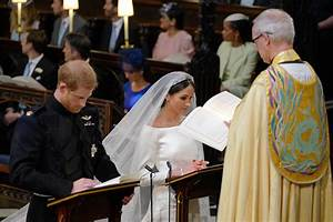 Royal Wedding 2018: All the beautiful moments from Meghan ...