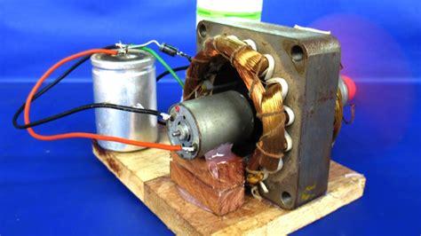 energy electric dc motor generator  ac