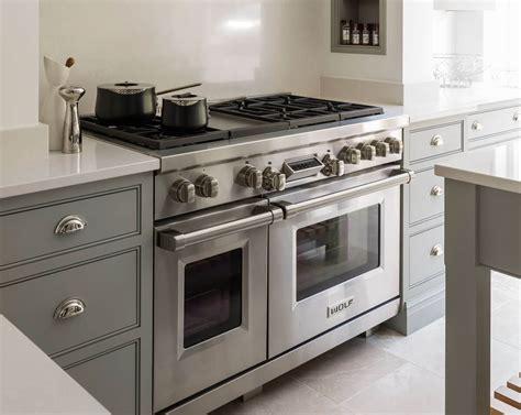 Luxury Kitchen Appliances  Tom Howley
