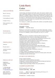 resume summary of qualifications customer service cv resume exles to download for free