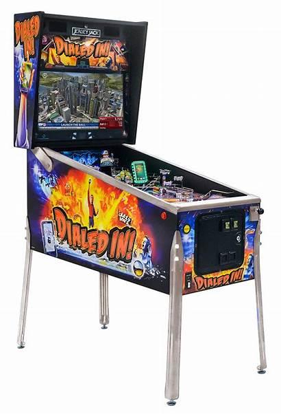 Pinball Dialed Standard Edition Machine Machines Dimensions