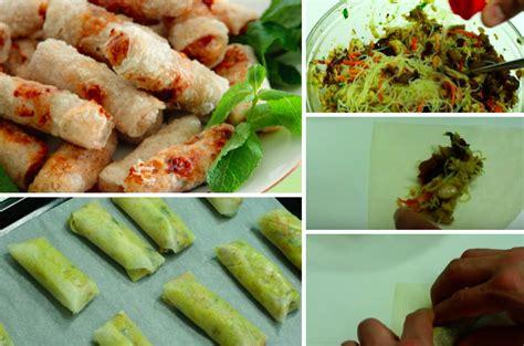 comment cuisiner les vermicelles de riz comment cuisiner des nems au kebab facilement la recette