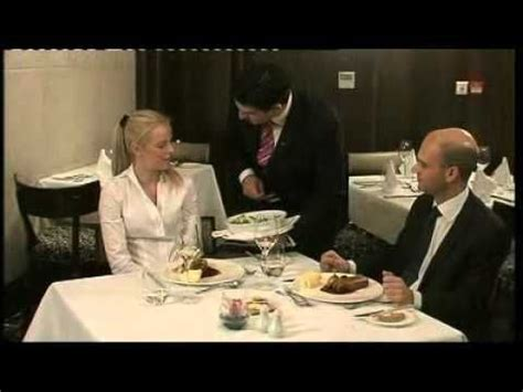 Guest Services Definition by Silver Service Procedures But Serve From The Left Clear
