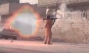 ISIS release new footage of fighting in Kobane as Kurds ...