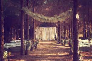wedding in the woods how to plan a wedding in the woods emmaline