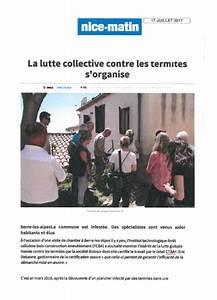 Produit Contre Les Termites : la lutte collective contre les termites s 39 organise ctb a ~ Melissatoandfro.com Idées de Décoration
