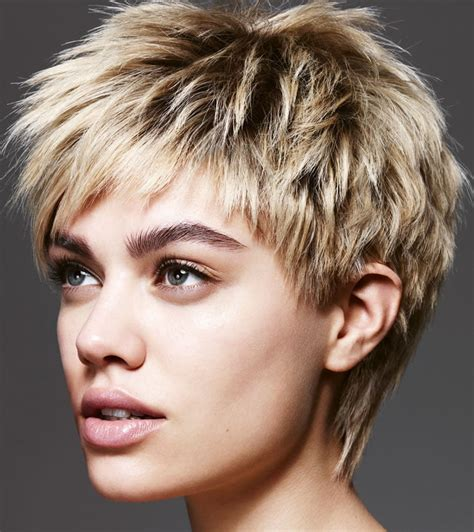 Easy Short Hairstyles for Fine Hair Latest Pixie and