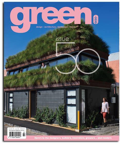 Issue 50 Green Magazine