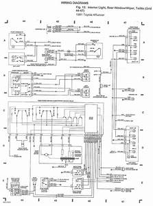 1993 Toyota Hilux Wiring Diagram  5