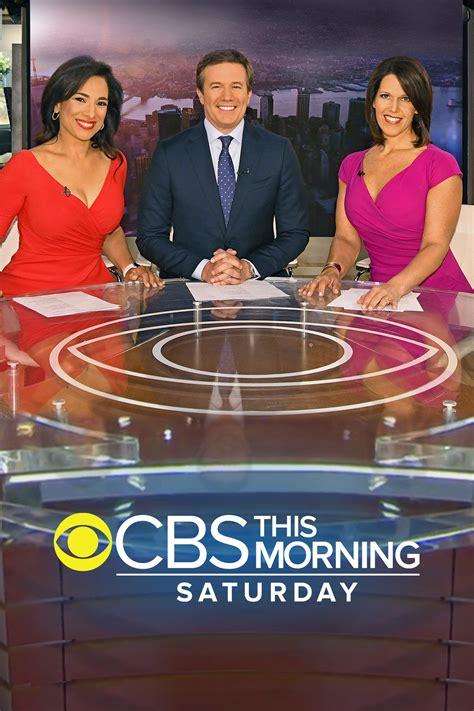 CBS This Morning: Saturday   TVmaze