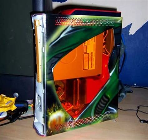 Awesome Xbox Mods 26 Pics