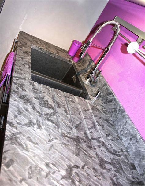 plan de cuisine en granit plans de travail de cuisine marbrerie bonaldi