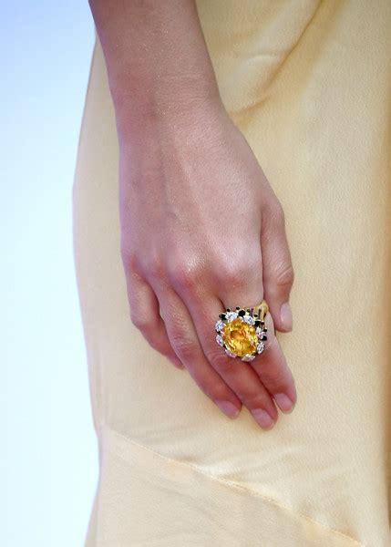 More Pics of Emily Ratajkowski Dangling Gemstone Earrings ...