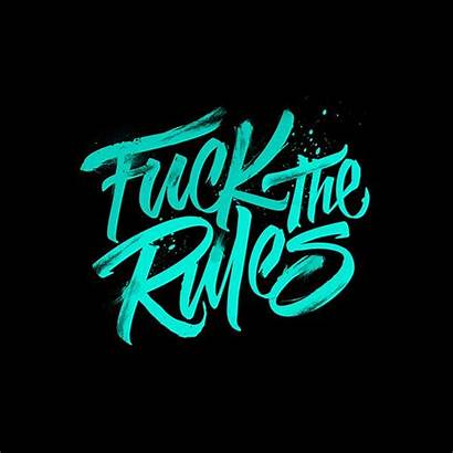 Typography Rules Lettering Inspiration Script Letters Fonts