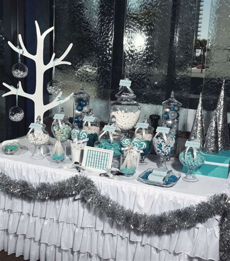Southern Blue Celebrations Winter Party Ideas