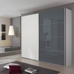 Kleiderschrank Grau Weiß : schwebet renschrank grau bestseller shop f r m bel und einrichtungen ~ Markanthonyermac.com Haus und Dekorationen