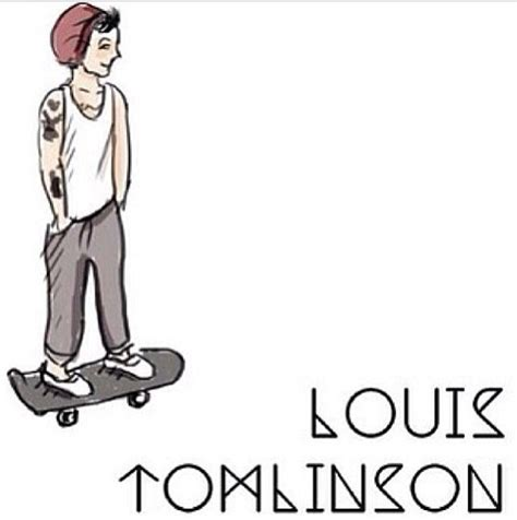 Louis Tomlinson Cartoon Pictures Photos Images For