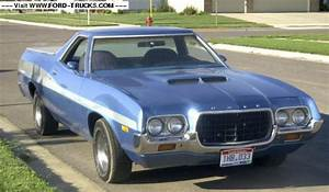 1972 Ford Ranchero 4x4