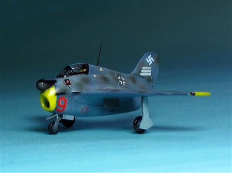 1/144 Lippisch P-20 ドイツ空軍 - 戦闘機・軍用機 - プラモデル - 306SQさんの写真 ...