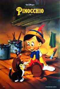 Walt Disney Pinocchio Movie