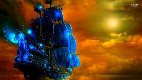 pirate ship battle images outdoors wallpaper p