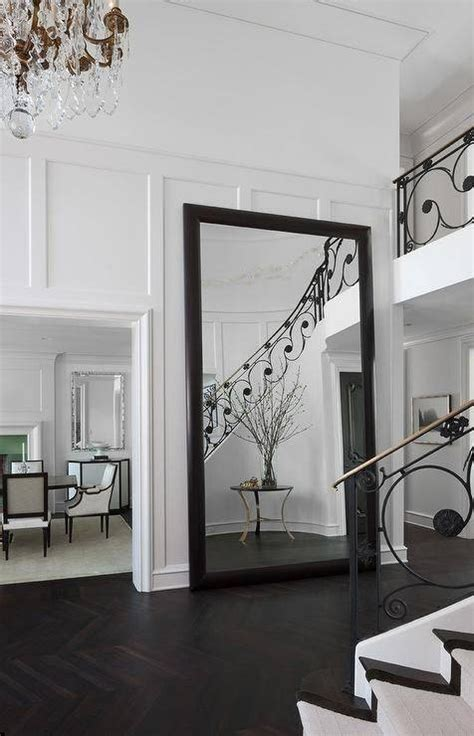 floor mirror design ideas 15 inspirations of large floor to ceiling wall mirrors