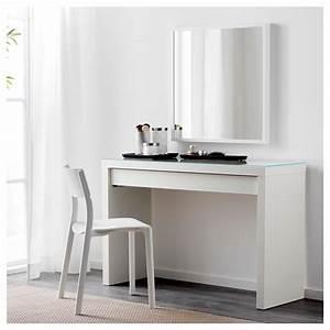 Dressing Ikea Prix : malm dressing table white 120 x 41 cm ikea ~ Teatrodelosmanantiales.com Idées de Décoration