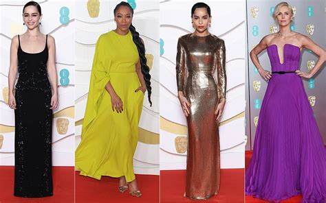 Check Out the Best Dressed Celebs at 2020 BAFTA Flim ...